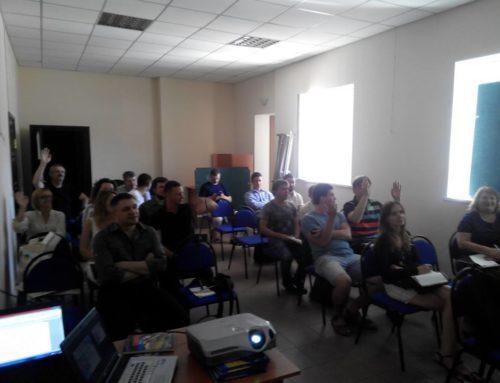 Концепція розвитку Кривого Рогу: презентація проектів
