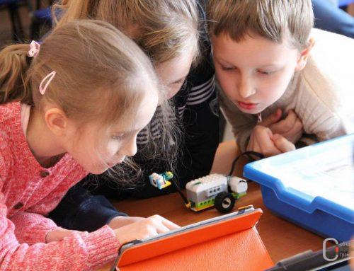 Екоуроки з робототехніки на часі – Ірина Голоднова