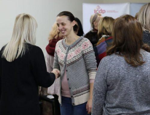 Ідеї Міжнародної програми розвитку дитини доноситиме криворіжцям Олеся Романча